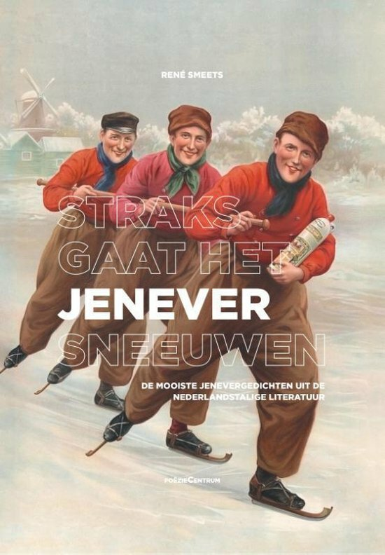 Cover jenever sneeuwen